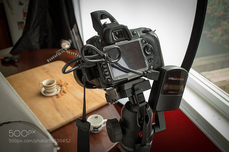 Photograph Remote Control from iPad with iUSBportCamera by Jeff Carlson on 500px