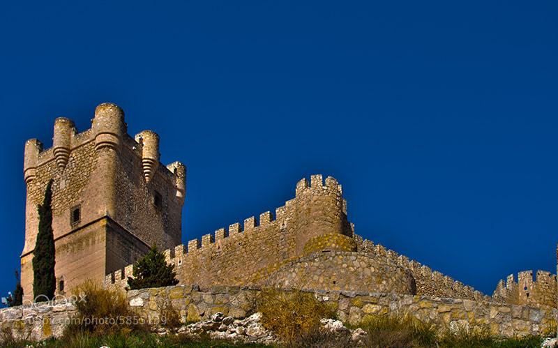Villena Castle