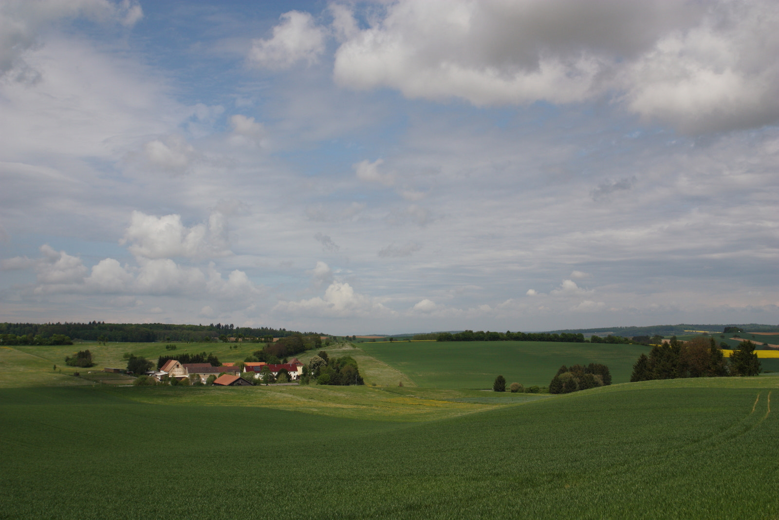 Photograph Between Hills by Philipp K on 500px