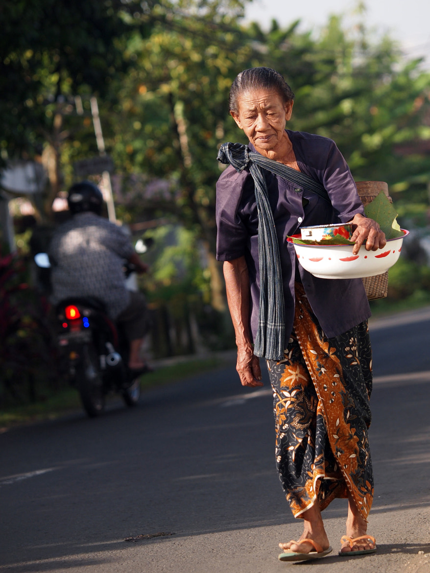 Photograph Javanesse Street Seller by Atmaji Widiyuswanto on 500px