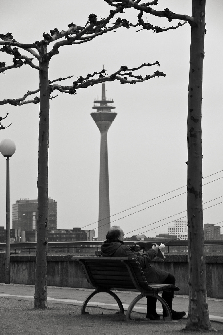 Photograph Düsseldorf by Lara Fette on 500px