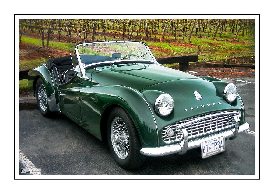Spring Fling 1960 Triumph TR3a
