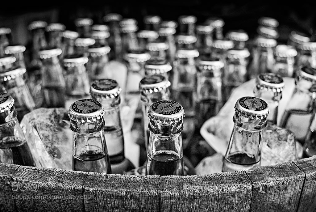 Photograph Frosty beer anyone? by Andrew Deer on 500px