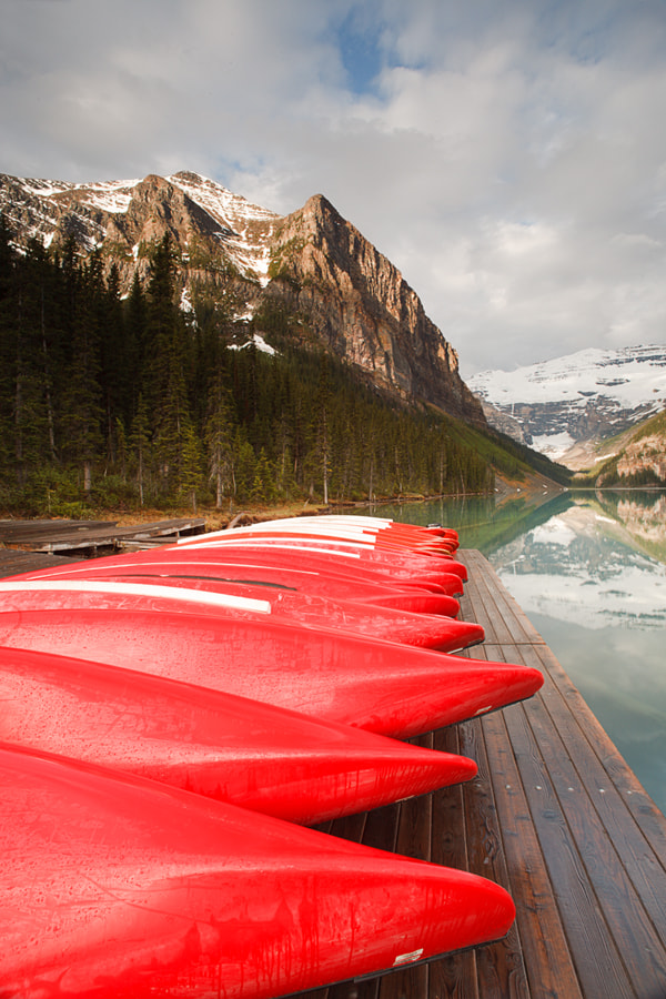 Photograph Lake Louise by Jack Booth on 500px