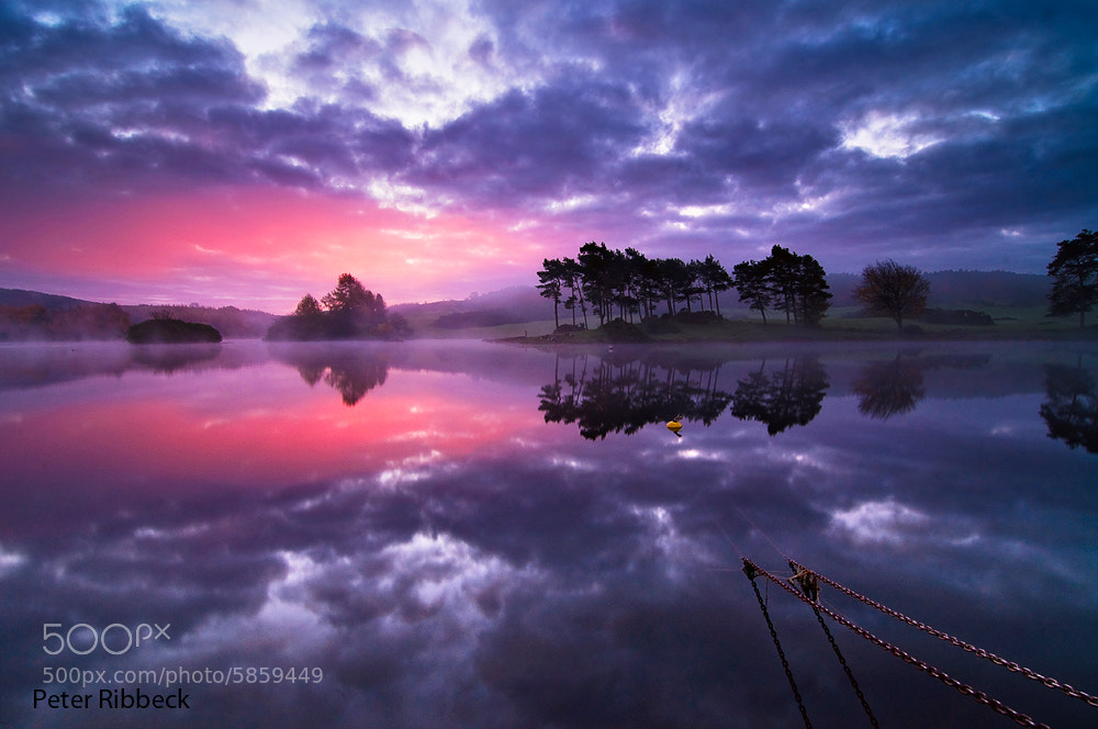 Photograph Knapps Loch by Peter Ribbeck on 500px