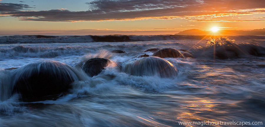 Photograph Good Morning Moeraki by Kah Kit Yoong on 500px