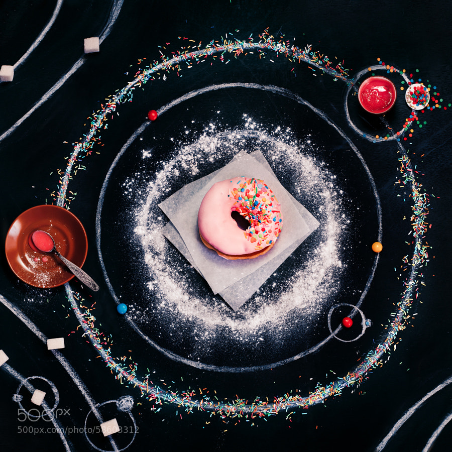 Photograph Donut system by Dina Belenko on 500px