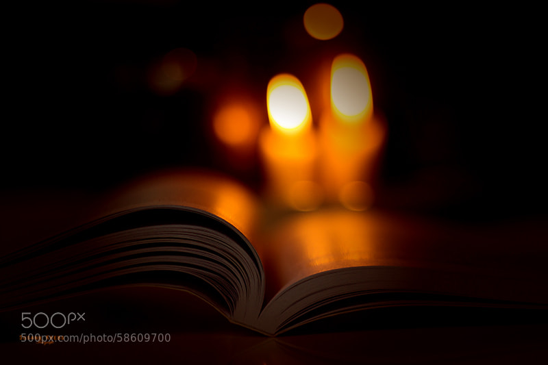 Photograph evening book by Susann Krebs on 500px