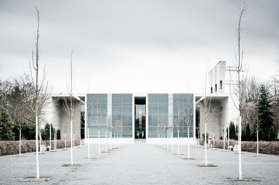 Photograph Crematory by Valentin von Guttenberg on 500px