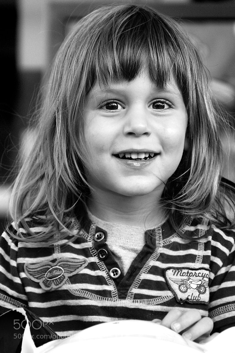 Photograph Smile by Asi Yacobovitch on 500px