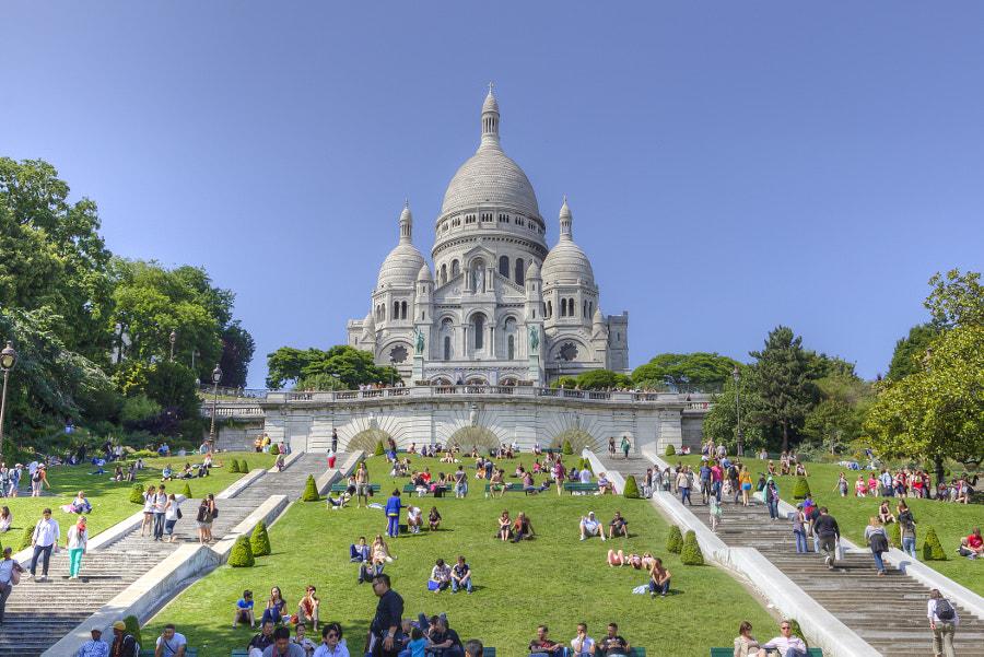 Sacre Coeur, Paris 3