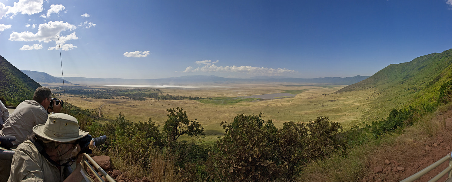 Photograph Ngorongoro Crater by Jochen Van de Perre on 500px