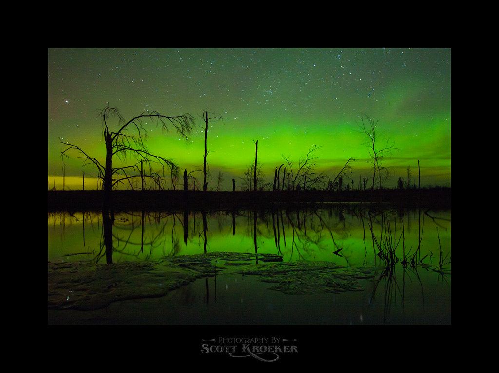 Photograph Radiation Pond by Scott Kroeker on 500px