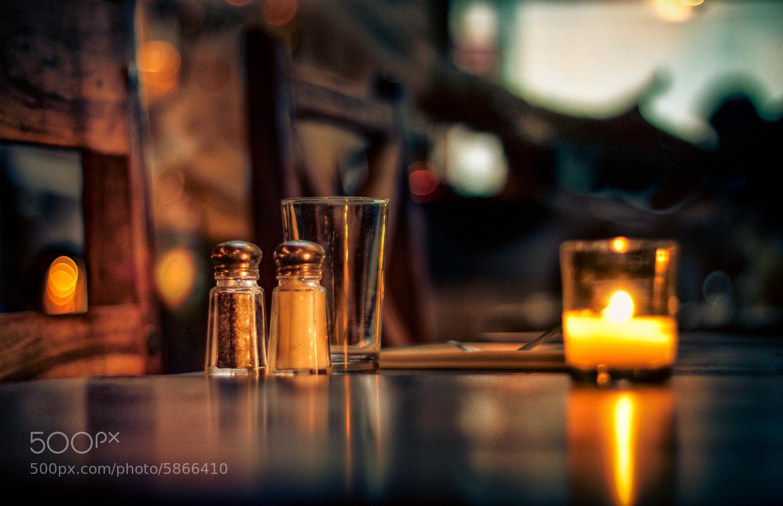 Photograph Salt & Pepper by Marco Hofmann on 500px