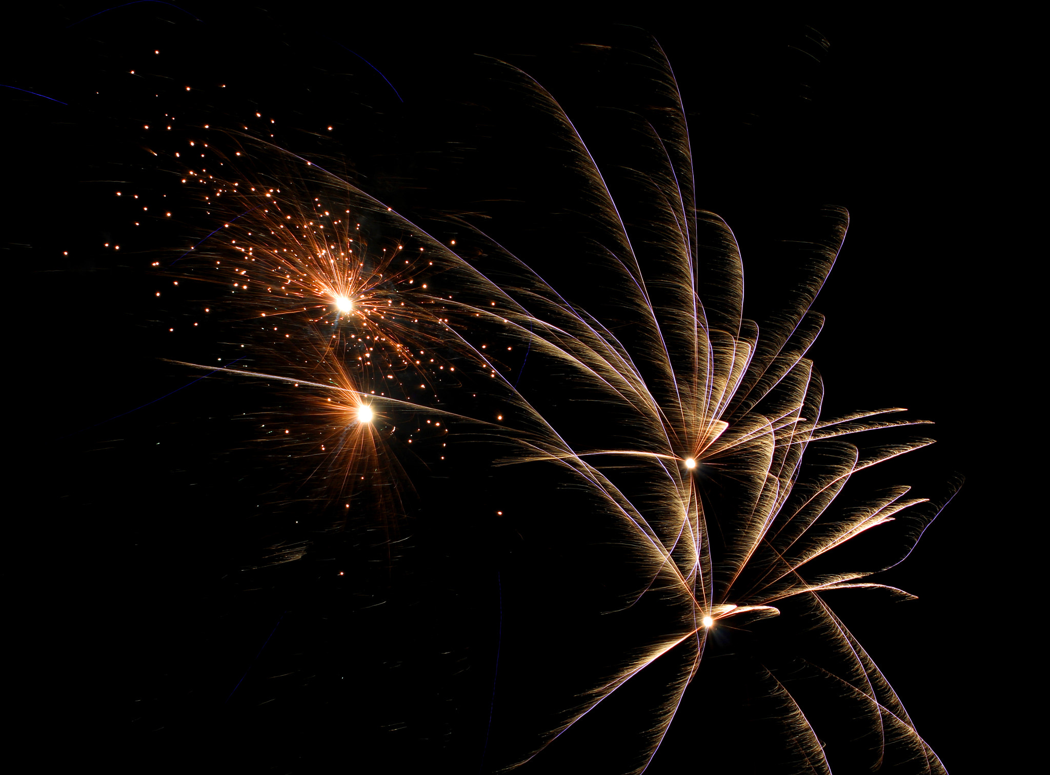 Photograph Fireworks by Victoria Rodriguez on 500px