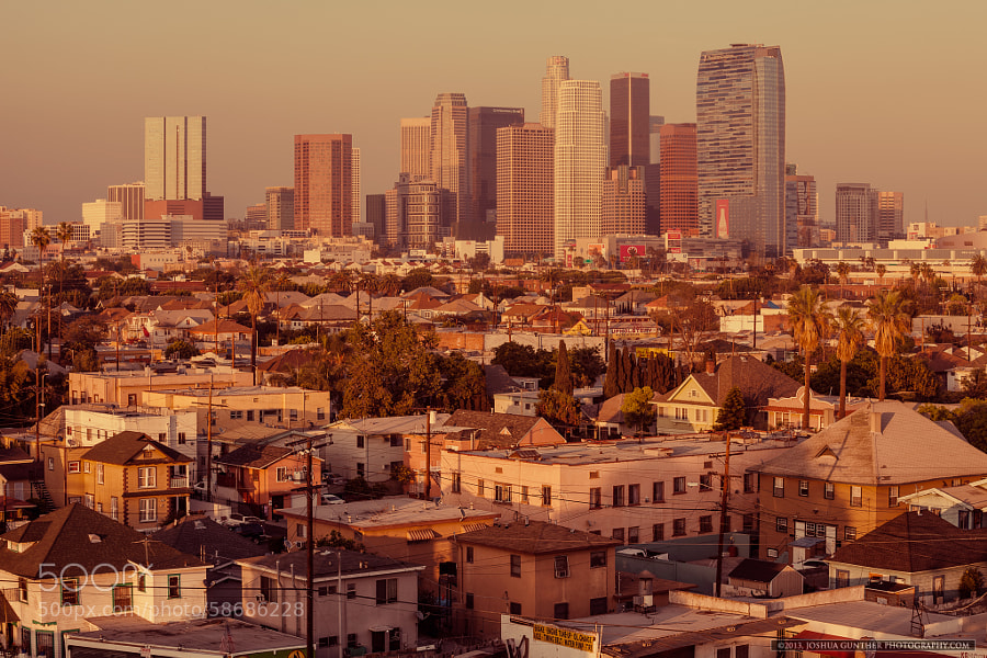 70's LA by Joshua Gunther on 500px.com