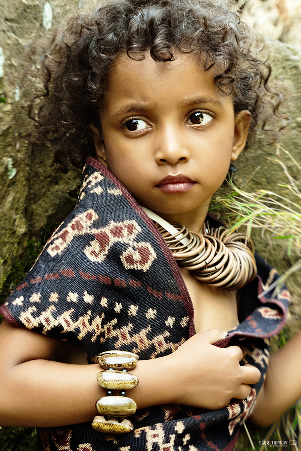 Flores Child by Egor Tupikov on 500px.com