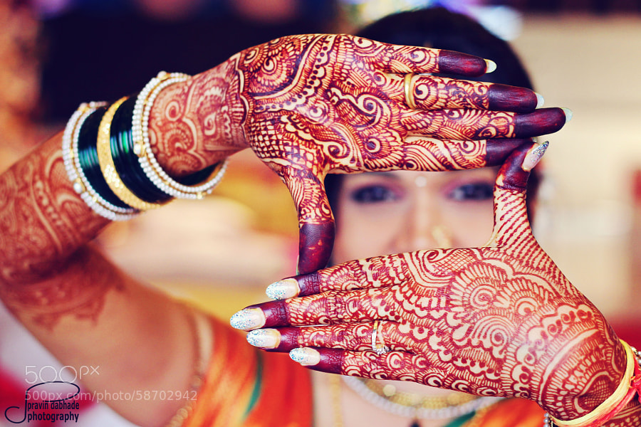 Photograph mehndi by pravin dabhade on 500px