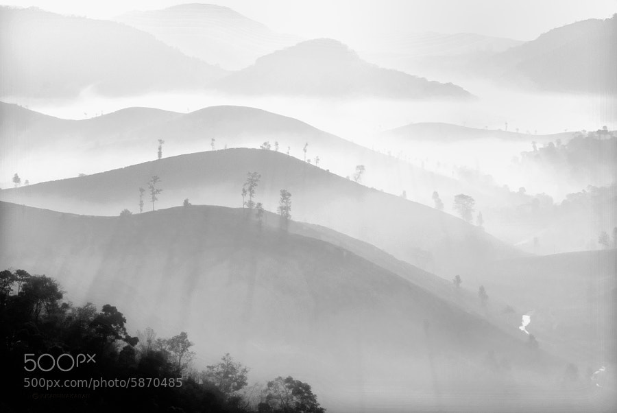 Photograph Misty Ranges_P.Karunakaran by Karunakaran  Parameswaran Pillai on 500px