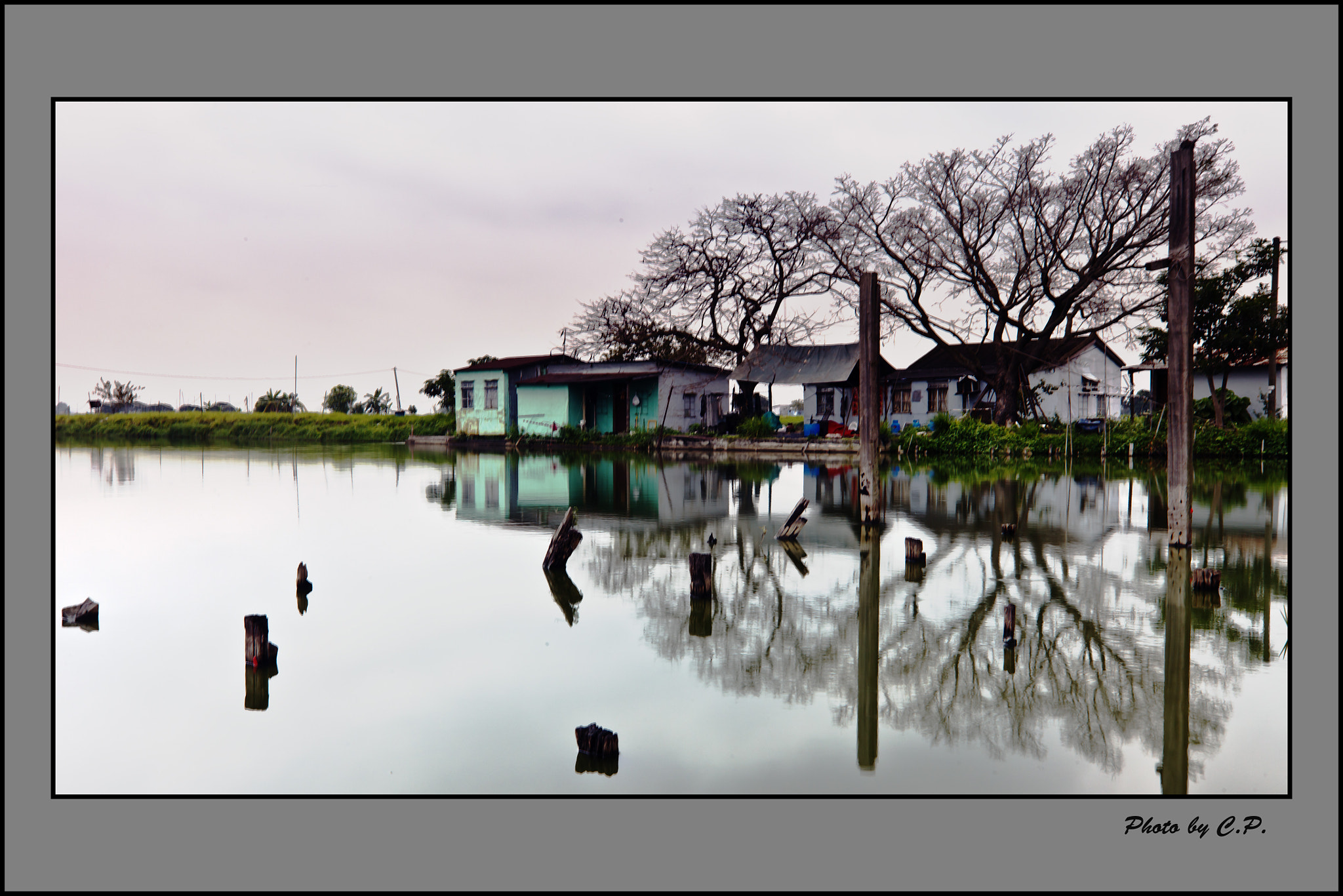 Photograph A village by Cp Cheng on 500px