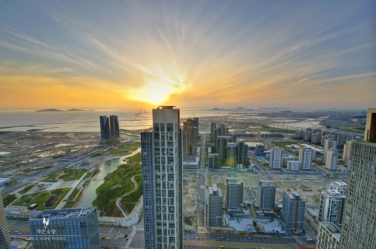 Photograph Fantastic Songdo by Minsoo Han on 500px