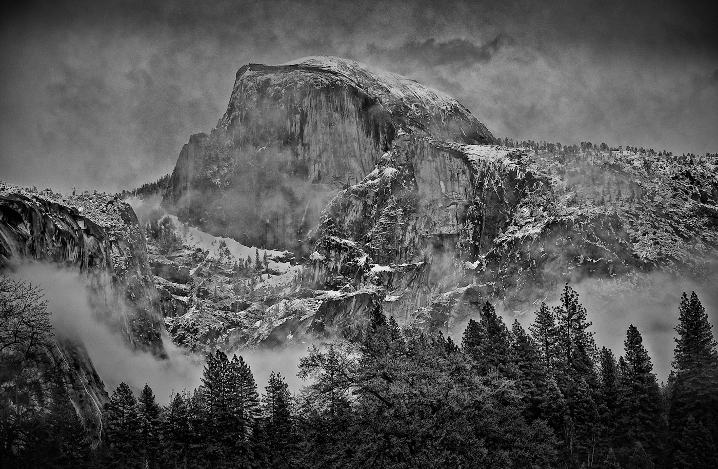 Photograph Storm Clears @ Yosemite by Jaime Martorano on 500px