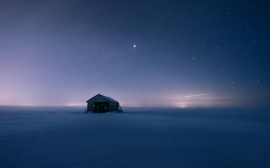 Not only Cold...freezing., автор — Kenth Högström на 500px.com