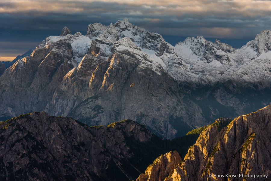 This photo was shot during the Dolomites East September 2013 photo workshop. There are also Dolomites East photo workshops in 2014 in late May and in late September. Please check my home page for details.