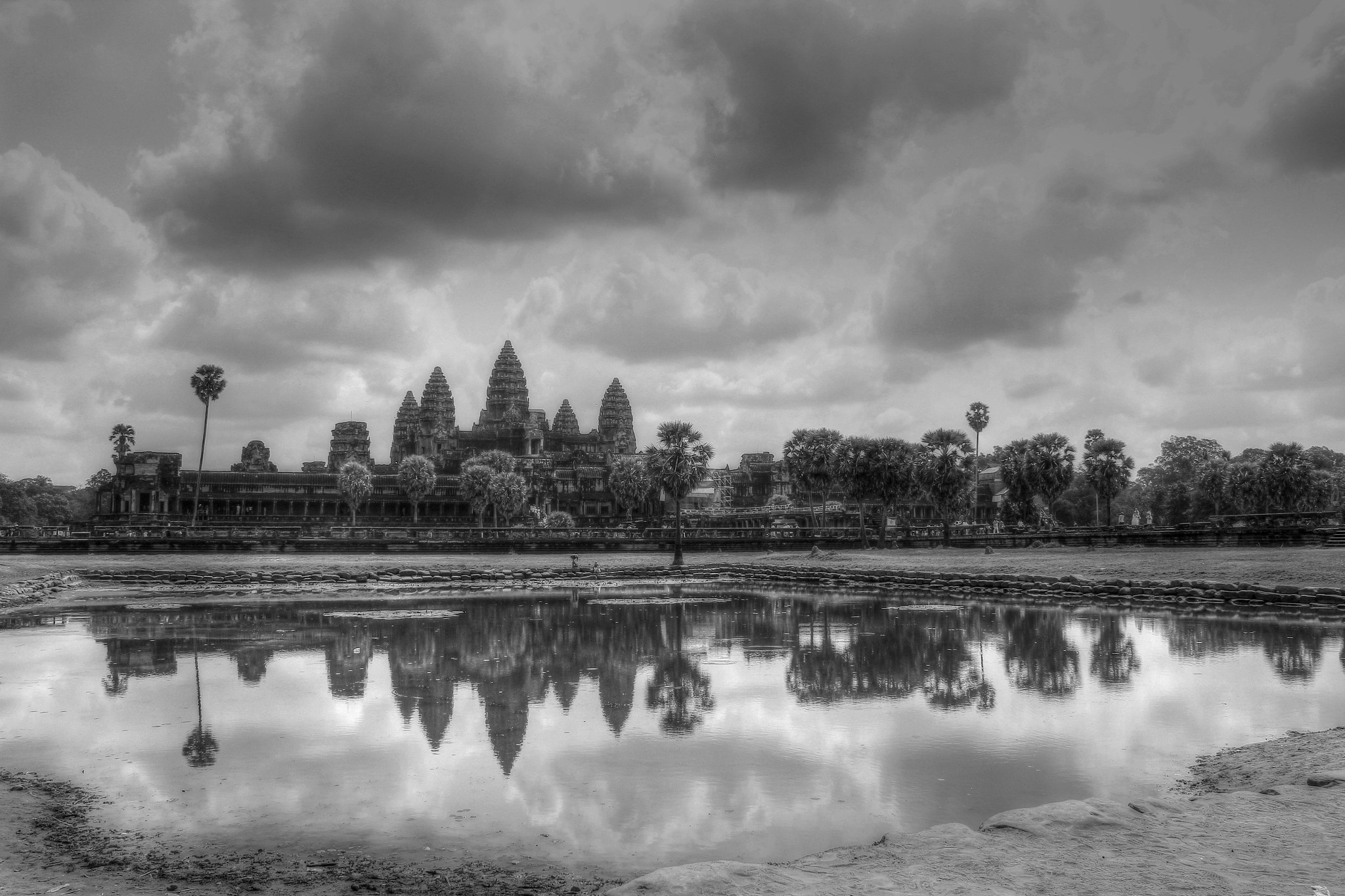 Photograph Angkorwat by lang sodina on 500px