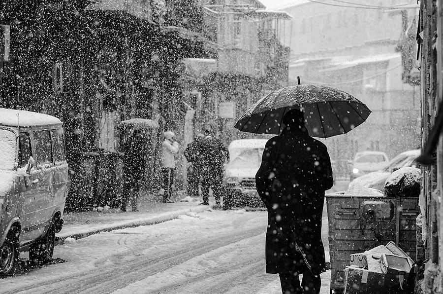 Mr Snow by Guy Cohen on 500px.com