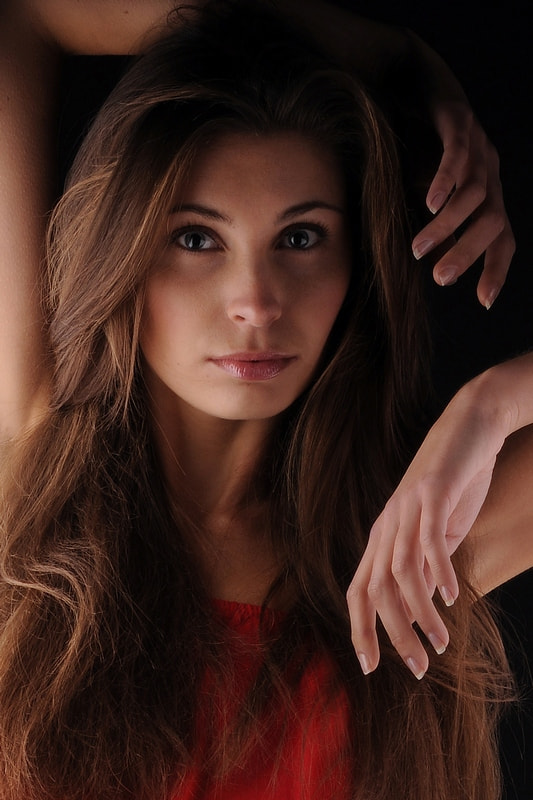 Photograph Olya by Tanya Coolinich on 500px