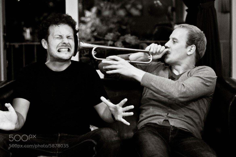 Photograph Rampant Trumpeteers by Peter Peerdeman on 500px