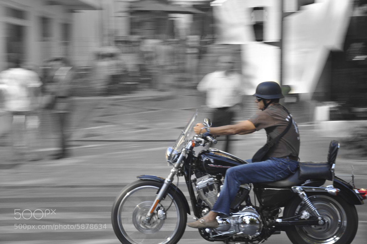 Photograph Barrido motorizado by Sergio Sánchez on 500px