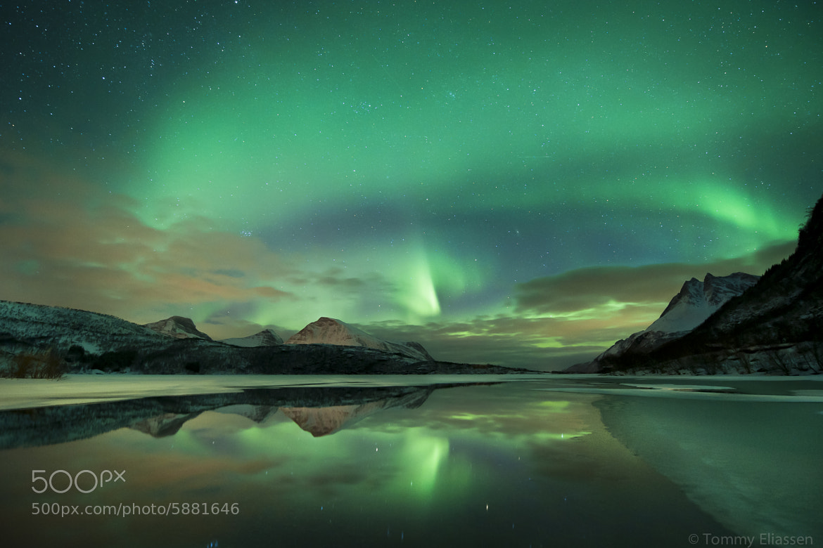 Photograph Reflection by Tommy Eliassen on 500px