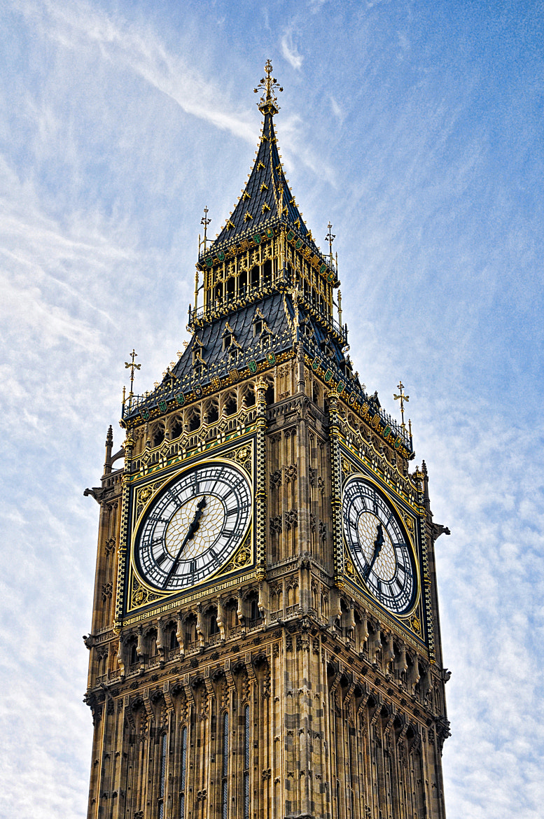 Photograph Big Ben by Christopher Barry on 500px