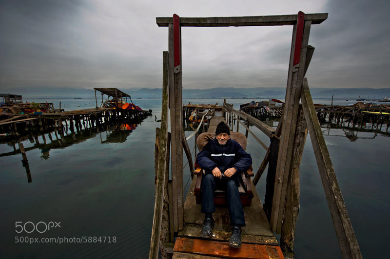 Photograph Alone by Tacettin  Yüksel on 500px