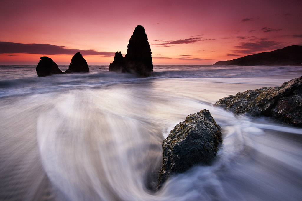 Photograph Rodeo Beach Twilight by Dave Michaud on 500px