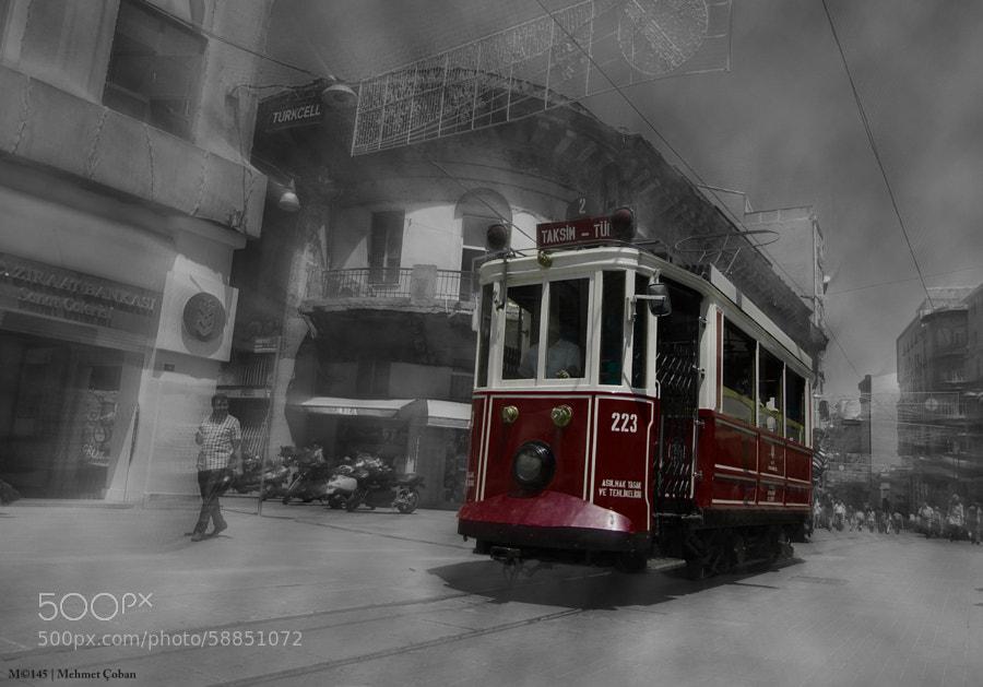 "taksim tramvay by Mehmet Çoban on 500px.com"" border=""0"" style=""margin: 0 0 5px 0;"