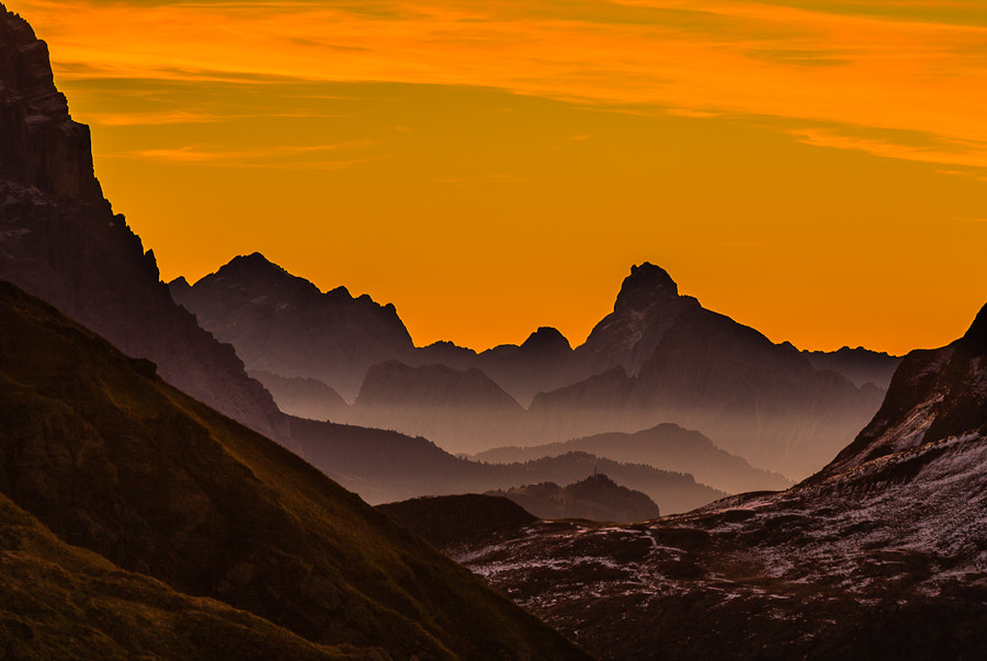 Photograph Morning Glow by Hans Kruse on 500px