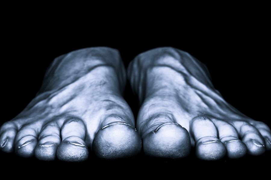 Photograph Feet by Marc Braner on 500px