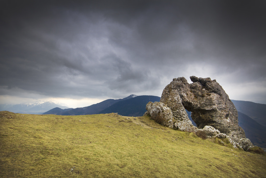 Photograph The rock by Romain Cassagne on 500px