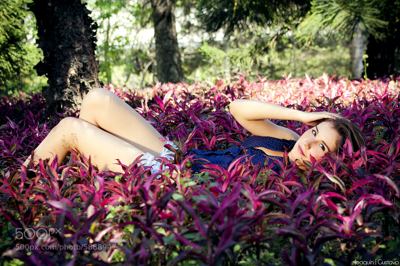 Photograph Pamela en la USBI by Joaquin Gustavo on 500px