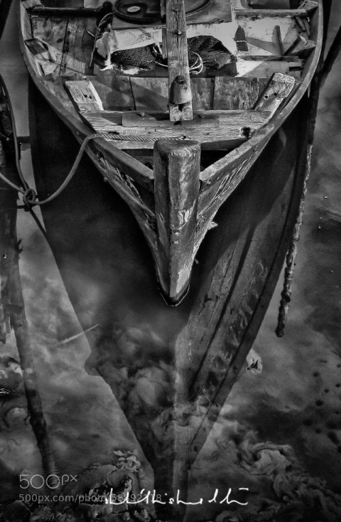 PhotoJournal in Black & White - Magazine cover