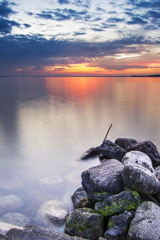 Photograph Lake Garda by Salmen Bejaoui on 500px