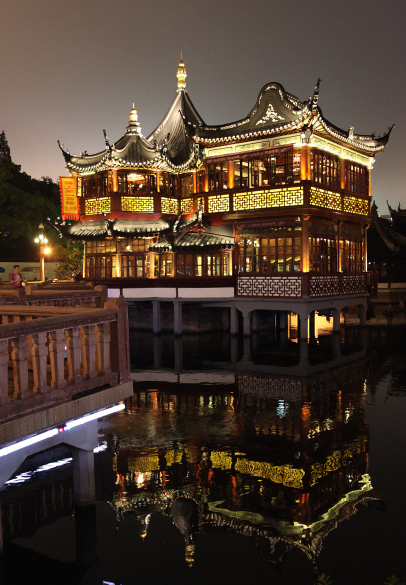 Photograph Yuyuan reflections II by Alfonso Lucifredi on 500px