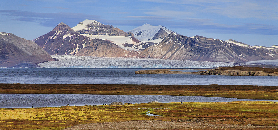 Photograph Svalbard by Michele Galante on 500px