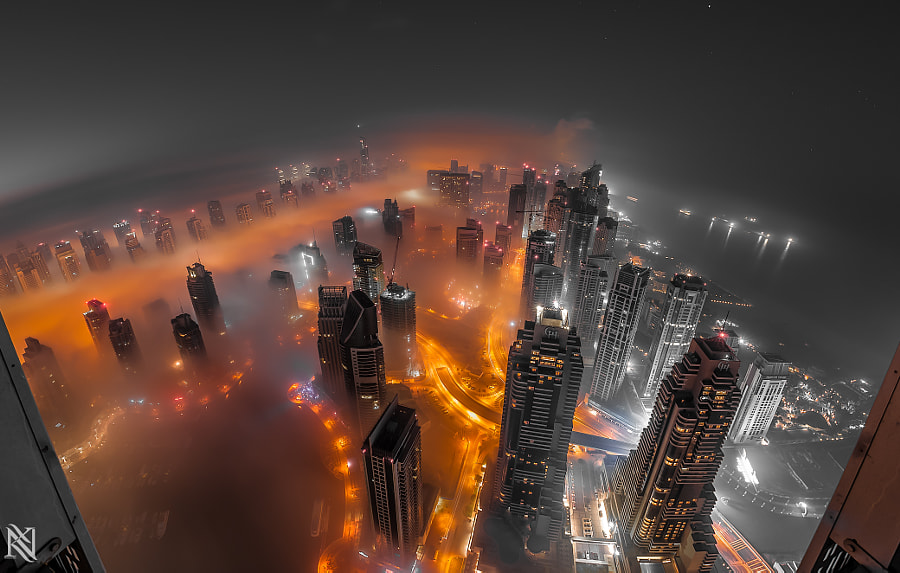 Urban Smoke by Karim Nafatni on 500px.com