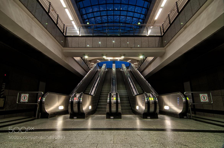 Photograph Westfalenhalle by Mathias Geßmann on 500px