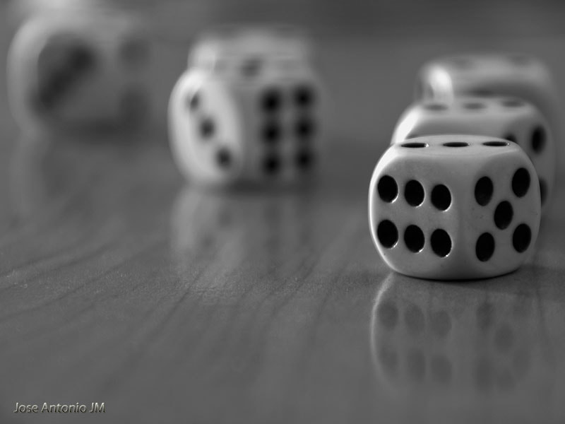 Photograph Dice by Jose A. Jerez on 500px