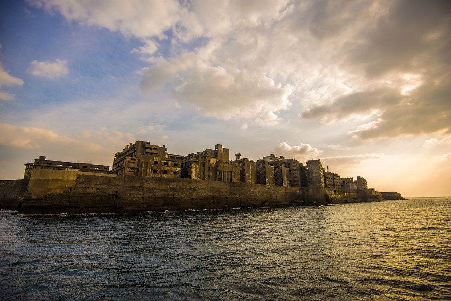 Photograph Gunkanjima - No Man's Land by Ken Thorsteinsson on 500px